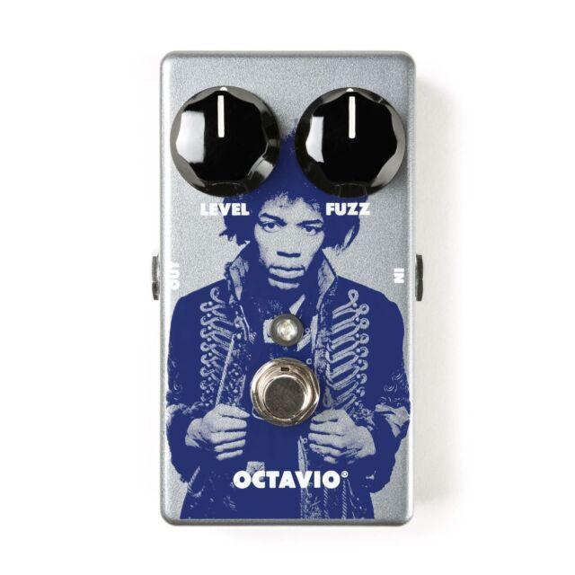 Dunlop Jimi Hendrix Octavio Fuzz - Limited Edition