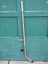 "Vintage Wooden 53"" Long Hockey Stick SHERWOOD Inter SE"