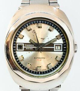 Tissot T12 Automatic Mens Swiss Wrist Watch