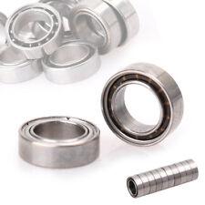 10pcs of MR74z 4x7x2.7mm Open Miniature Bearings ball Mini Hand Bearing Spinner