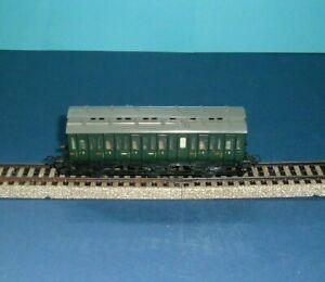 Marklin-HO-Vintage-Old-Time-6-Wheel-Coach-in-Original-Box-RARE-T257