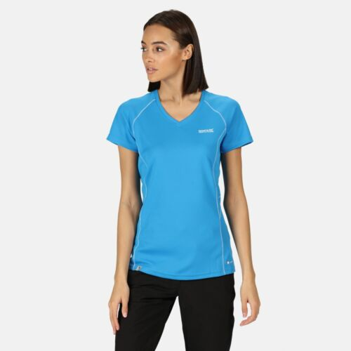 Regatta Women/'s Devote Active T-Shirt Blue