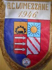 Gagliardetto Pennant Originale di partita A.C LUMEZZANE 1946       [GaG1]