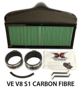 Commodore-VE-V8-S1-CAPA-X-Air-OTR-Cold-Air-Intake-Induction-Carbon-xair