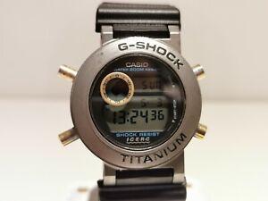 VINTAGE-RARE-DIVER-MEN-039-S-WATCH-034-CASIO-034-G-SHOCK-FROGMAN-DW-8200K-WHALE-amp-DOLPHIN