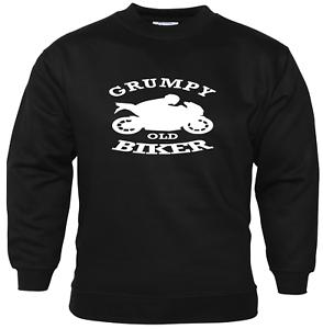Grumpy-Old-Biker-Mens-Funny-Sweatshirt-Biker-Slogan-Motorbike-Accessories