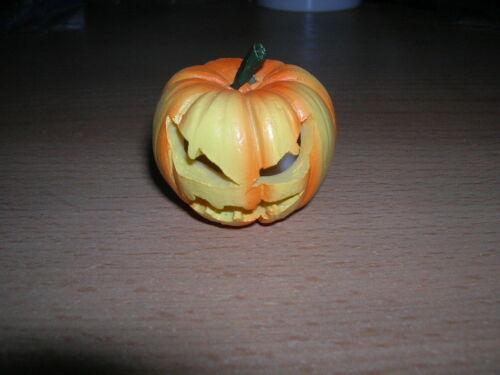 Ausgehöhlter calabaza Helloween carved Pumpkin Dollhouse muñecas Tube 1:12 Art 3511