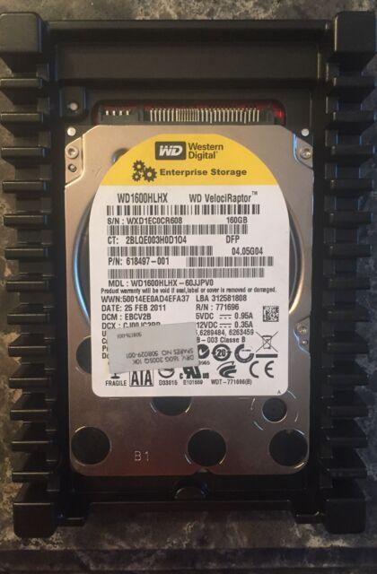 618498-001 SATA 10K RPM HP 300GB
