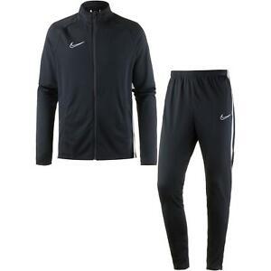 Qualität 50-70% Rabatt verkauft Details zu Nike Performance Trainingsanzug Academy Herren Fußball Anzug