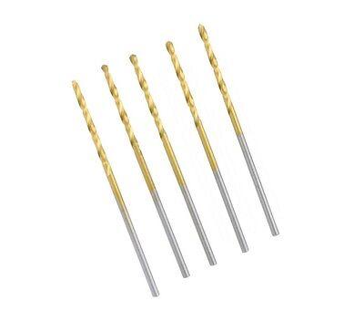 Proops 10x Titanium Coated HSS Metric Drill Bits 0.7mm Jewellery M9153