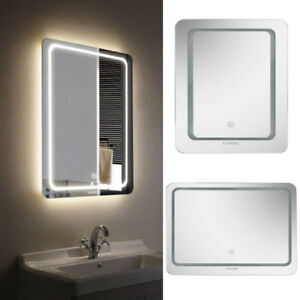 6 Inch Furniture Hardware Accessories Modern New Fashion Easy Install Bathroom Mirrors Shave Makeup Espelho Do Banheiro Grade Products According To Quality Home Improvement