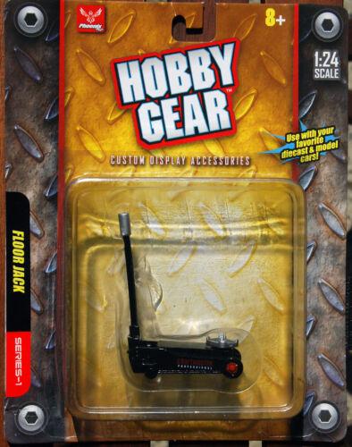 17015 Wagenheber Floor Jack Werkstatt Autoreparatur Werkzeug 1:24 Hobby Gear