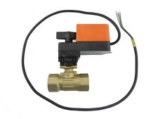 LINKBELT EXCAVATOR Electric Heater Valve W// Actuator 24V RED DOT RD-1-1419-2P