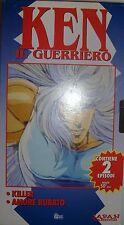 VHS - HOBBY & WORK/ KEN IL GUERRIERO - VOLUME 7 - EPISODI 2