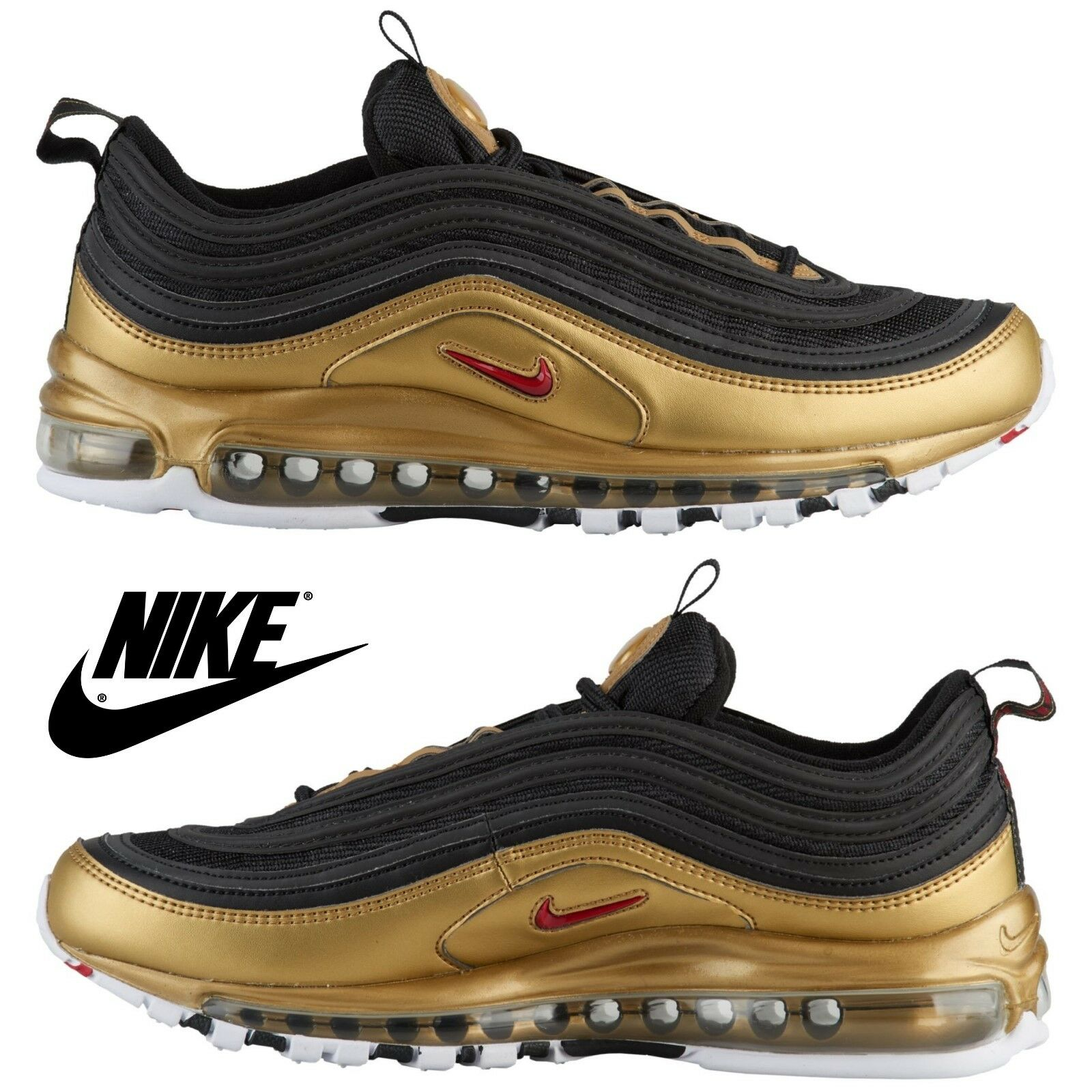 Nike Air Max 97 Men's Sneakers Casual Athletic Premium Comfort Sport Premium NIB