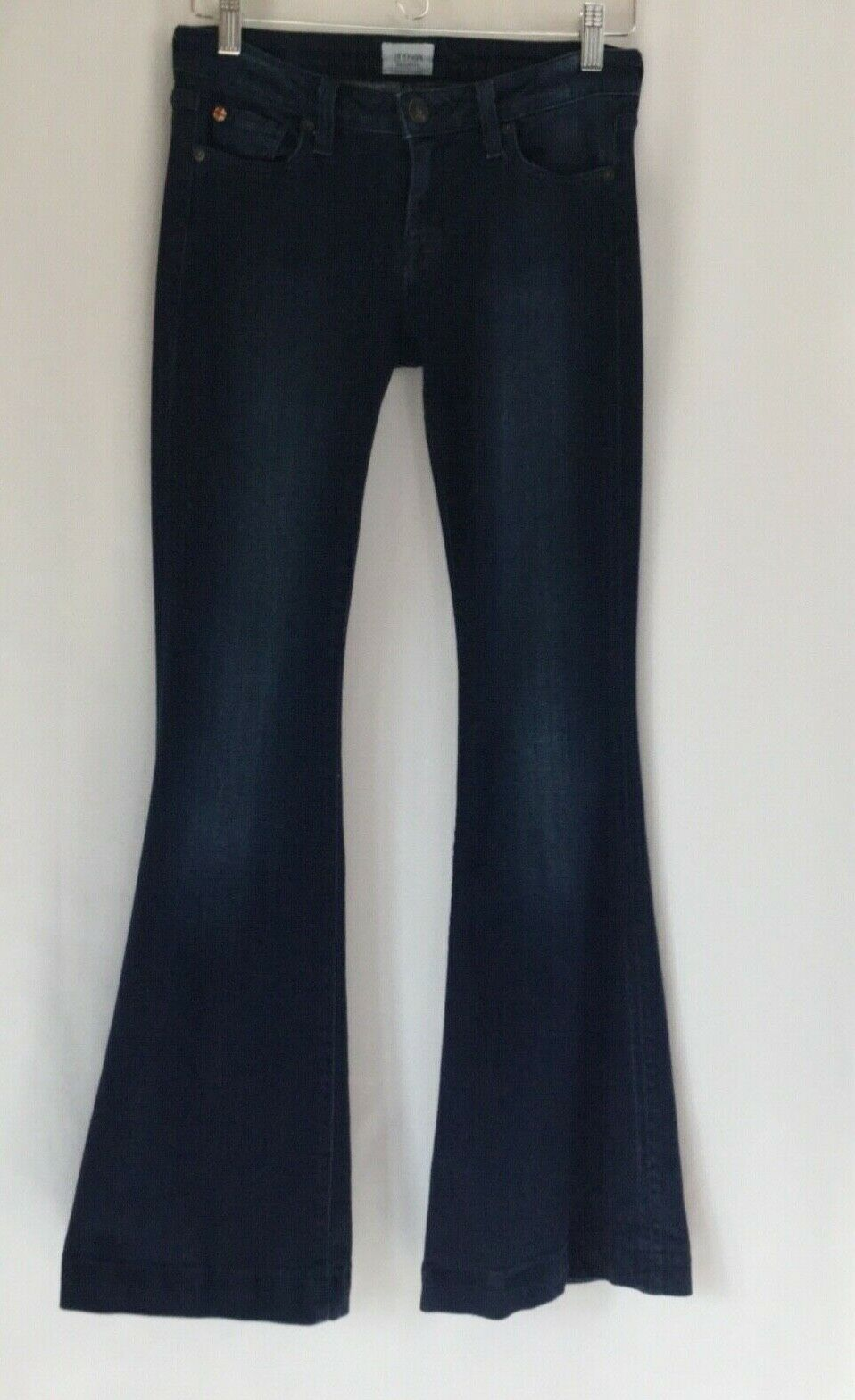 Hudson Womens Ferris Flare Jeans Size 26