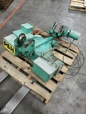 Pamph 2 Ton 3 Phase Hoist Motor Driven Trolley 17 Cable 23cs