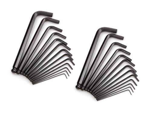 TEKTON Long Arm Ball End Hex Key Wrench Set Inch//Metric 26-Piece25282