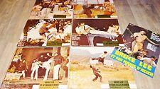 BRUCE LEE et ses mains ..photos cinema rare luxe lobby cards kung-fu karate 1978