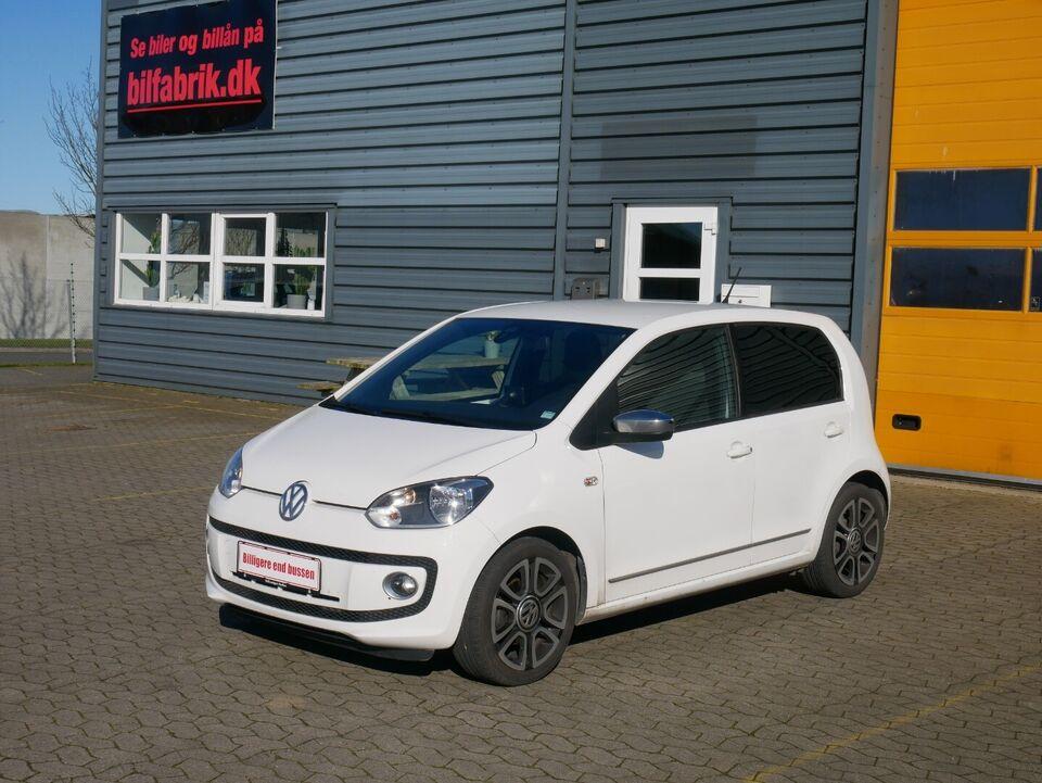 VW Up! 1,0 60 Style Up! BMT Benzin modelår 2016 km 114000