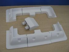 solar panel mounting brackets corner brackets 100W, 80W motorhome  cornerbr