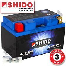 Batterie Shido Lithium LTZ10S / YTZ10S, 12V/8,6AH (Maße: 150x87x93)