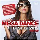 Various Artists - Mega Dance Best Of 2012 (2012)