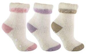 Femme-hiver-chaudes-alpaga-laine-antiderapantes-chaussettes