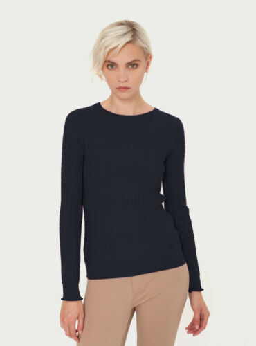 Florence Maglione MisM Of Wrangell Conte Donna ColBlu T3JuK1cl5F