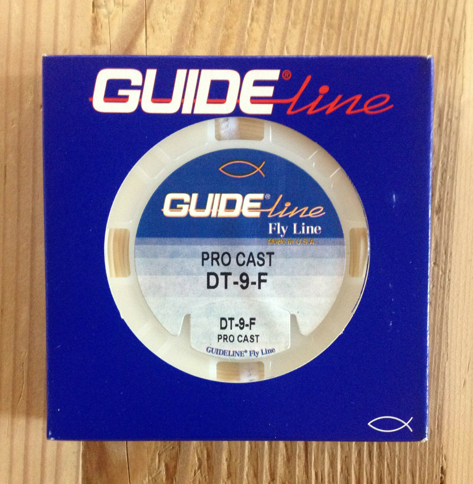 Double Taper Pro Cast -  Floating, 95FT, White DT-9-F   DT-10-F  find your favorite here