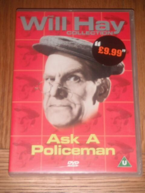 Ask A Policeman - Will Hay Collection (DVD)