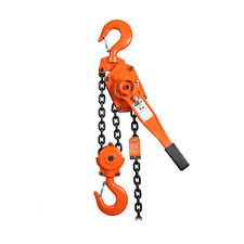 Prowinch 6 Ton Lever Chain Hoist 5 Ft G80 Chain