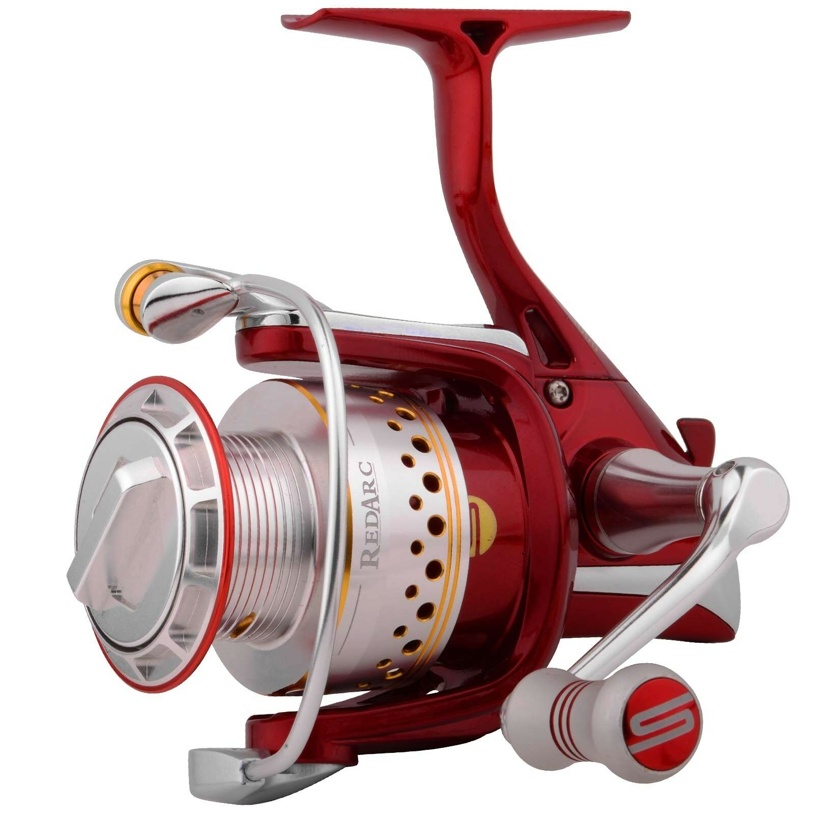 Spro 4000 Angelrolle - ROT Arc 4000 Spro 1a0efc