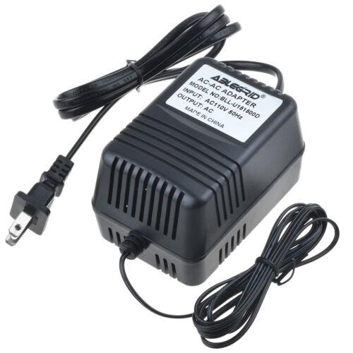 AC Adapter for Ktec KA12A120100045U Class2 Transformer Power Supply Wall Charger