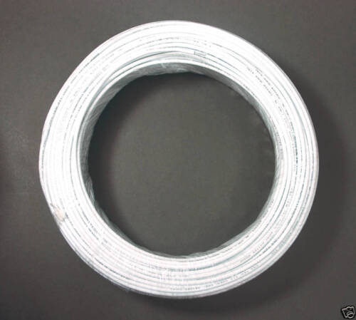 6 Roll 60 meter PVC Single Copper Wire D=φ0.8mm 0.8m 20AWG 105C 600V UL CSA RoHS