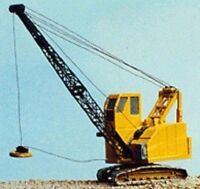 Jl Innovative 2071 N American High Cab Dragline Crane Metal Kit