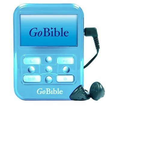 Used GoBible Original New International Version, NIV, Free Shipping, green