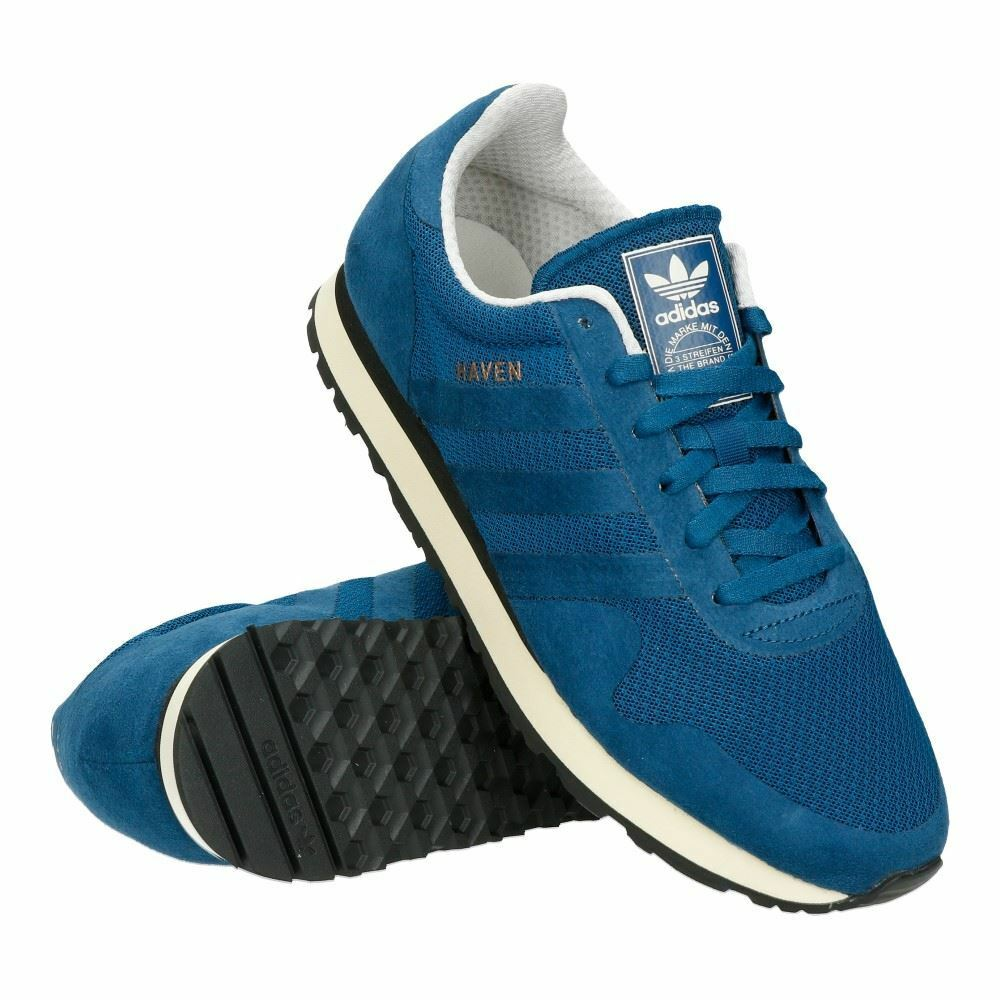 Adidas Haven BY9709 Mens TrainersOriginalsSize UK 3.5 to 11.5