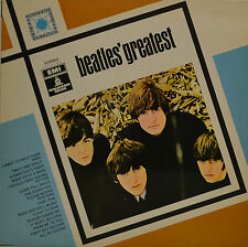 "BEATLES - GREATEST  OMHS 3001     12"" LP (S795)"