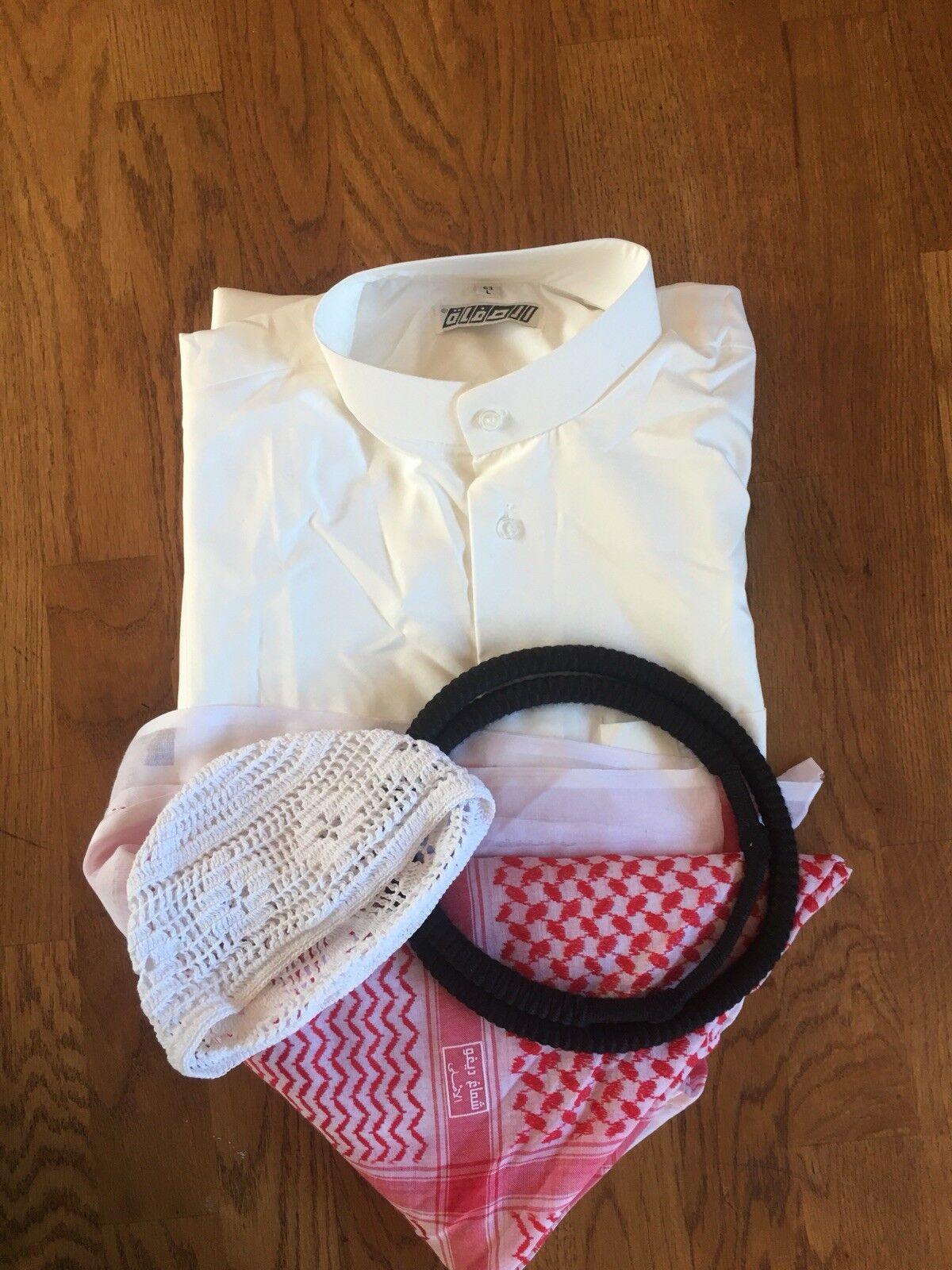 Arabic Dress silk for Men Large