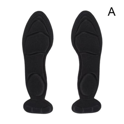 For High Heel Shoe Orthotic Insole Pad Inserts Heel Post Back slip New