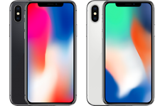 Apple iPhone X 64GB / 256GB Space Gray / Silver Unlocked > Excellent condition <