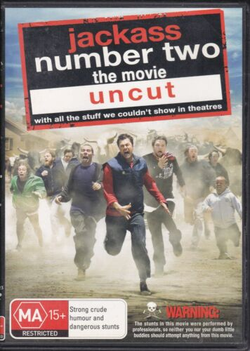 1 of 1 - Jackass Number Two The Movie  [Uncut]