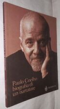 BIOGRAFIA DI UN NARRATORE Paulo Coelho Bompiani 2003 Prima edizione Romanzo di e