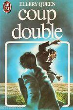 Coup double // Ellery QUEEN // Policier // Meurtre