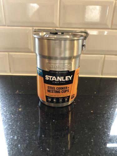 Stanley Adventure steel cooker and nesting cups