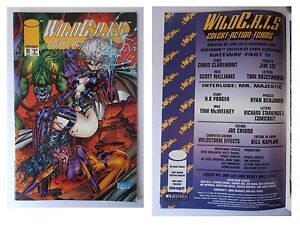 WILDC-A-T-S-Wildcats-11-First-Printing-Giugno-1994-Image-Comics