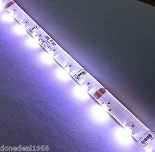 WHITE PC MODDING MOBO BACKLIGHT CASE LIGHT LED STRIP MOLEX SINGLE 40CM STRIP