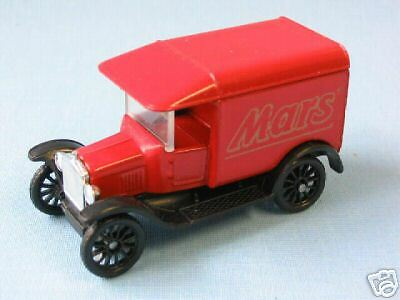 Matchbox MB-44 Ford Model T Van MARS Pre-production Rare Trial Version