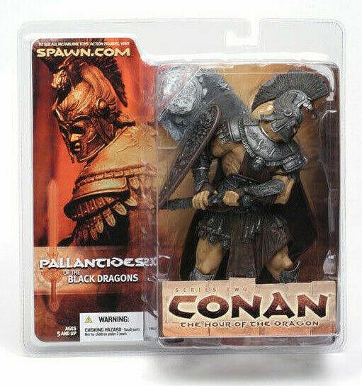 CONAN Serie 2 PALLANTIDES figura PVC 16cm McFarlane
